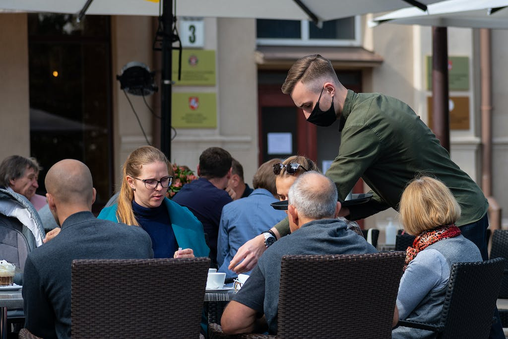 Restaurant owners reeling from business loss because of COVID-19 are not happy about curfews.